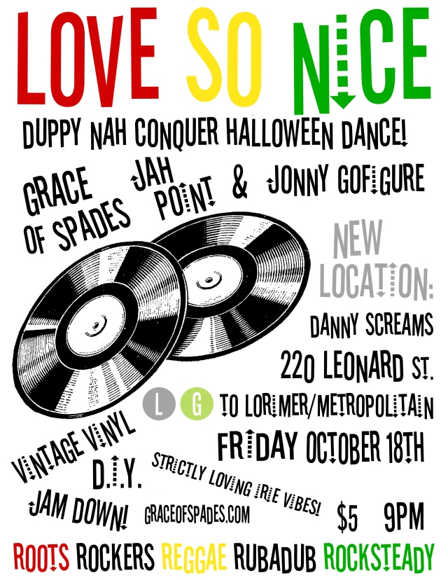 LOVE SO NICE: THIS FRIDAY!!!